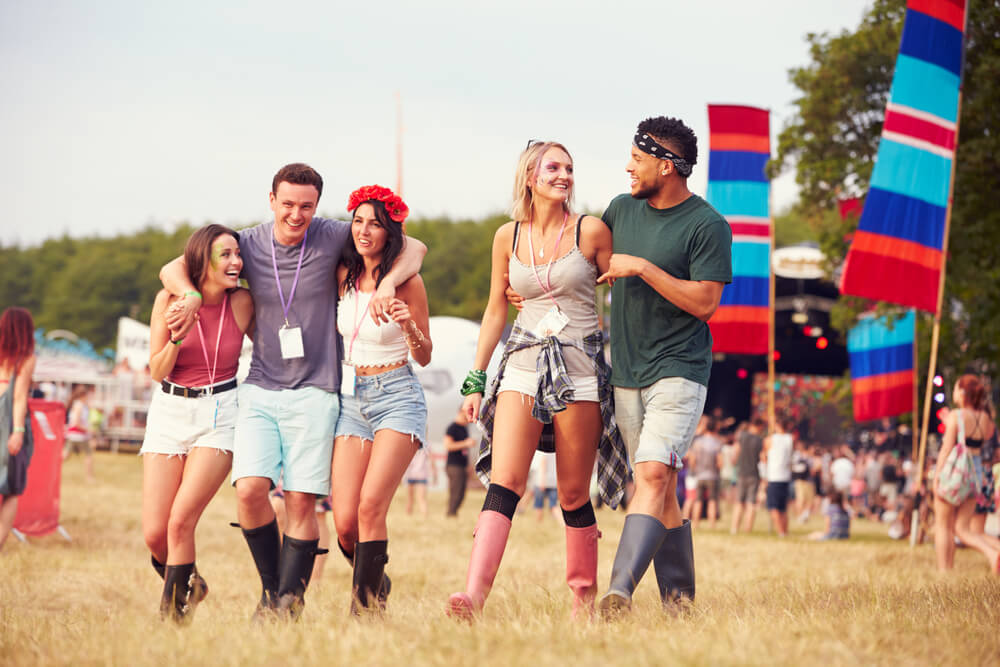 festival-gummistiefel