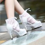 high-heels galoschen