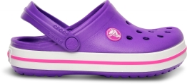 Clogs Kinder Lila Crocband