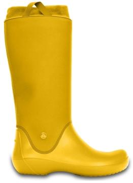 Gummireitstiefel gelb RainFloe