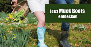 Muck Boots entdecken