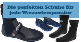 Neoprenschuhe und -socken
